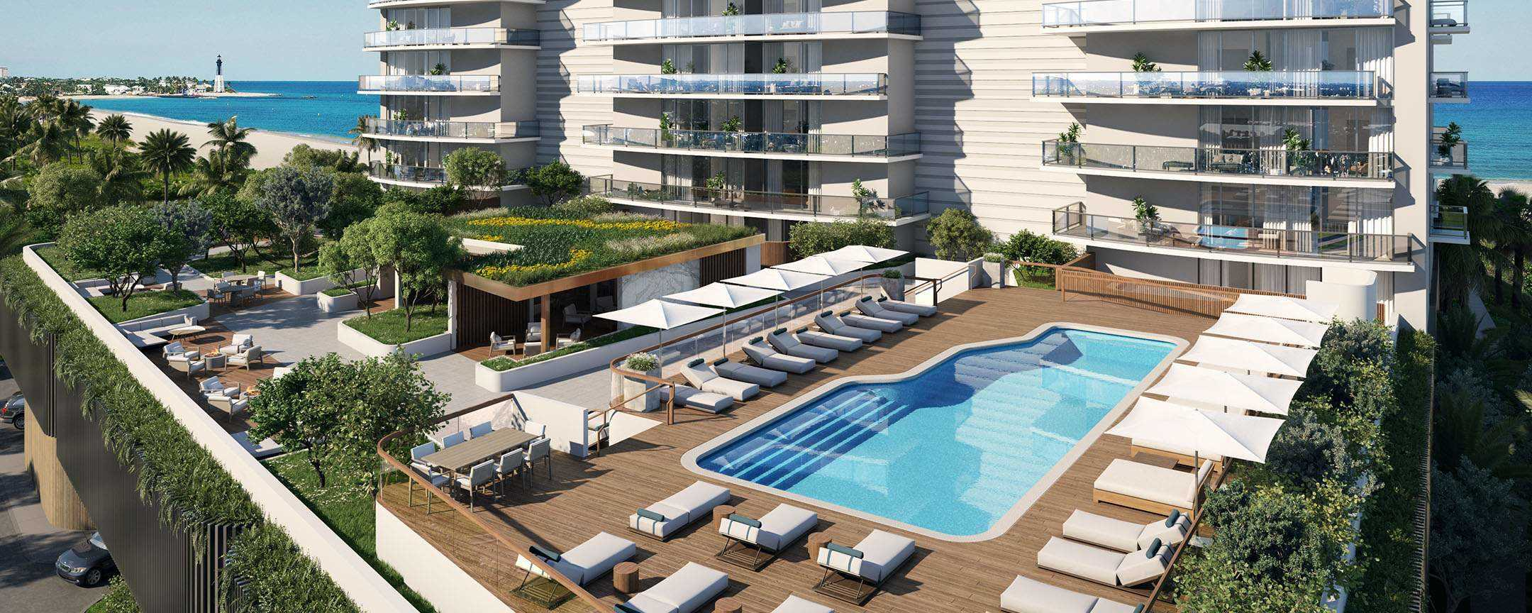 Amenities, Solemar Beach